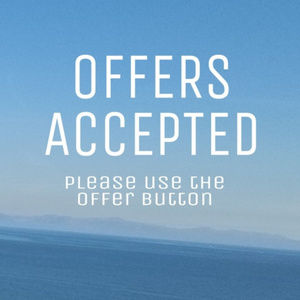 We Accept ALL Reasonable Offers!
